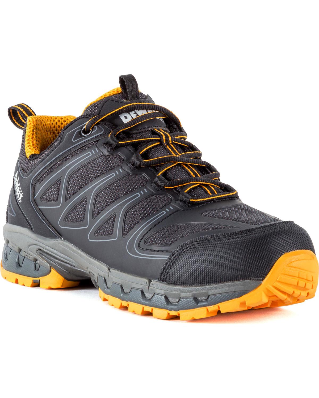 6782bd139304 DeWalt Men s Boron Athletic Work Shoes - Aluminum Toe