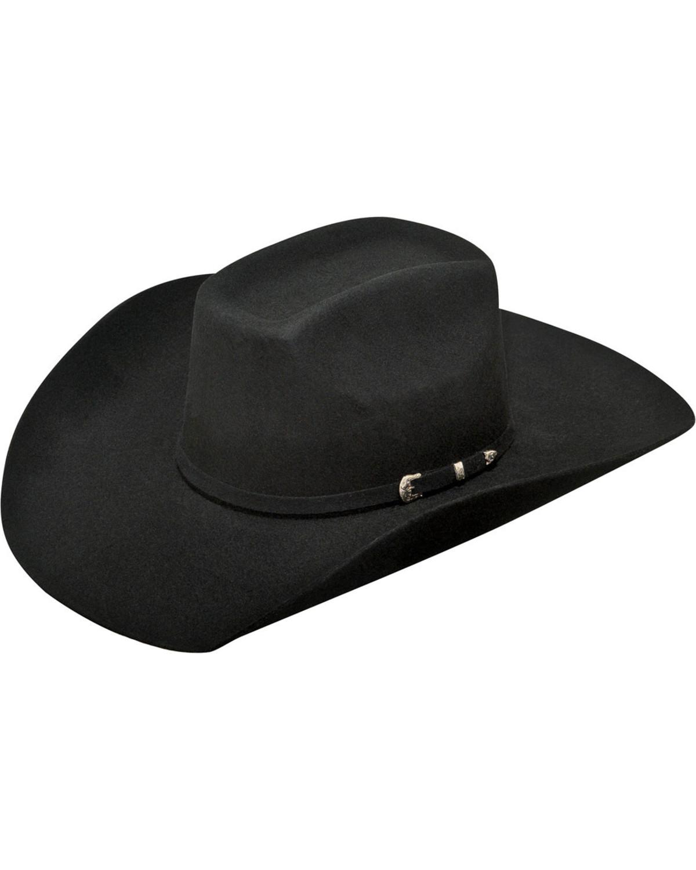 Ariat Men S Added Money 2x Wool Felt Cowboy Hat