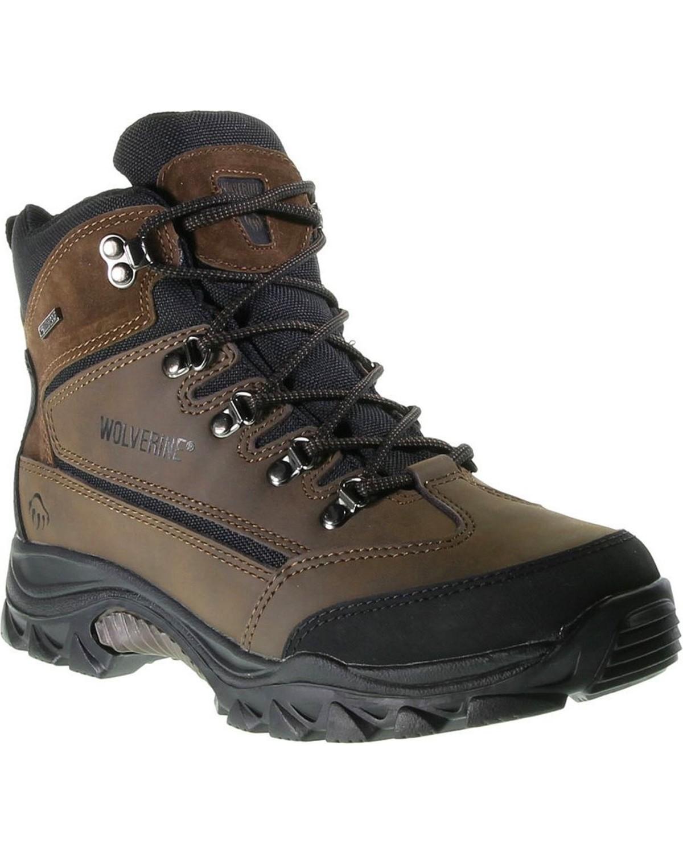 Spencer Waterproof Hiker Boots | Boot Barn
