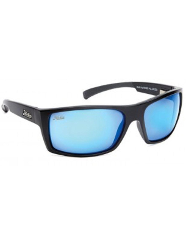 eb8d52adeb6 Hobie Men s Satin Black Baja Polarized Sunglasses
