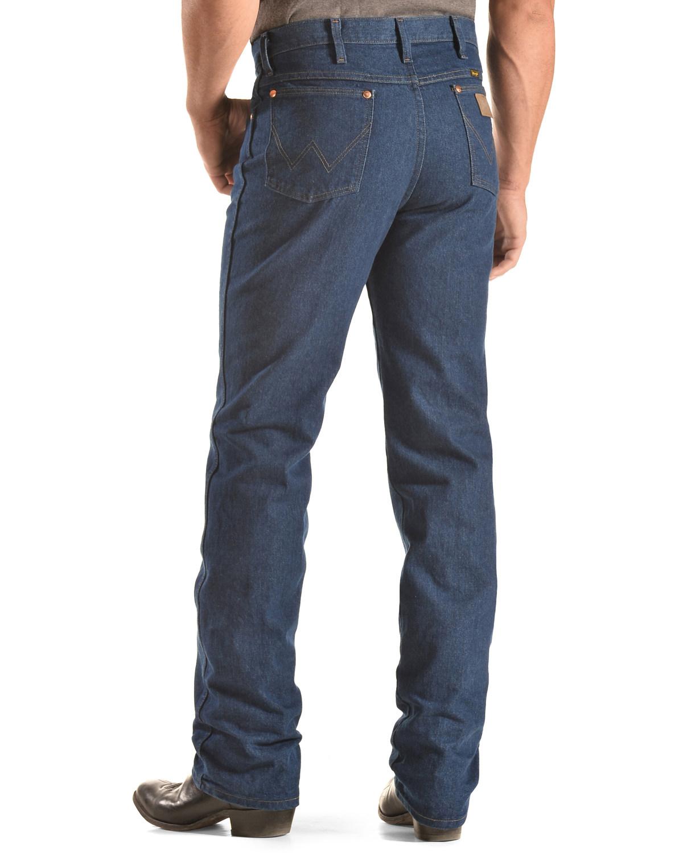 345df2c4b08 Wrangler 936 Cowboy Cut Slim Fit Prewashed Jeans