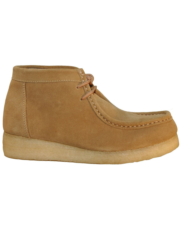Desert Sticker Chukka Boots   Boot Barn