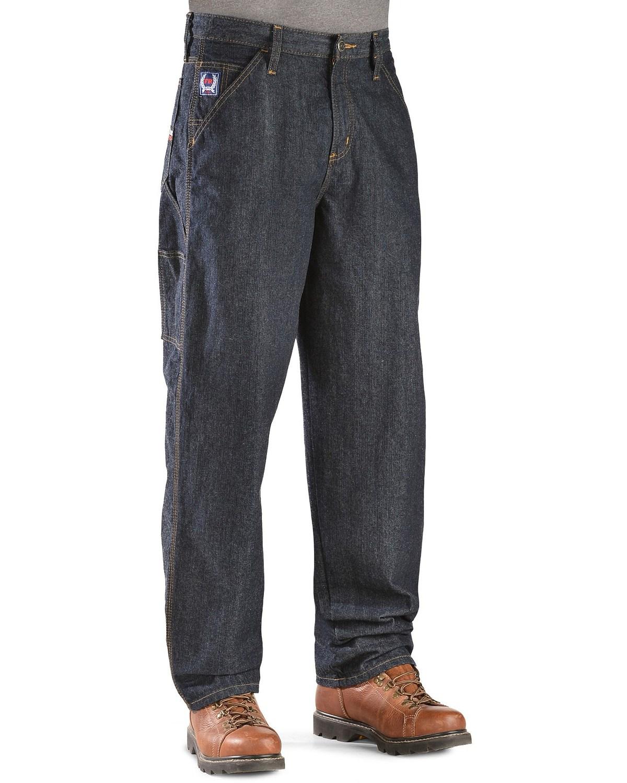 7c3235d768b5 Cinch WRX Flame-Resistant Blue Label Carpenter Jeans