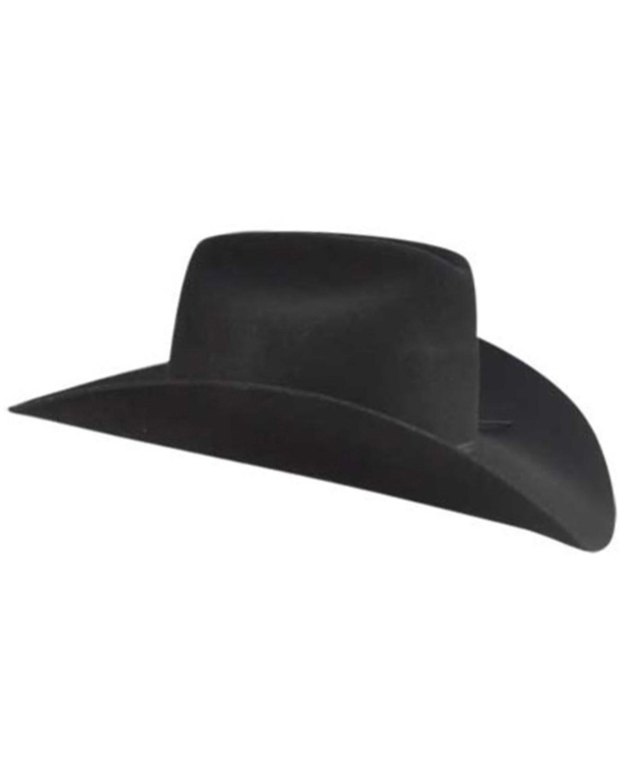 dd1f6f00622 Bailey Western Stampede Cattleman Crown Cowboy Hat