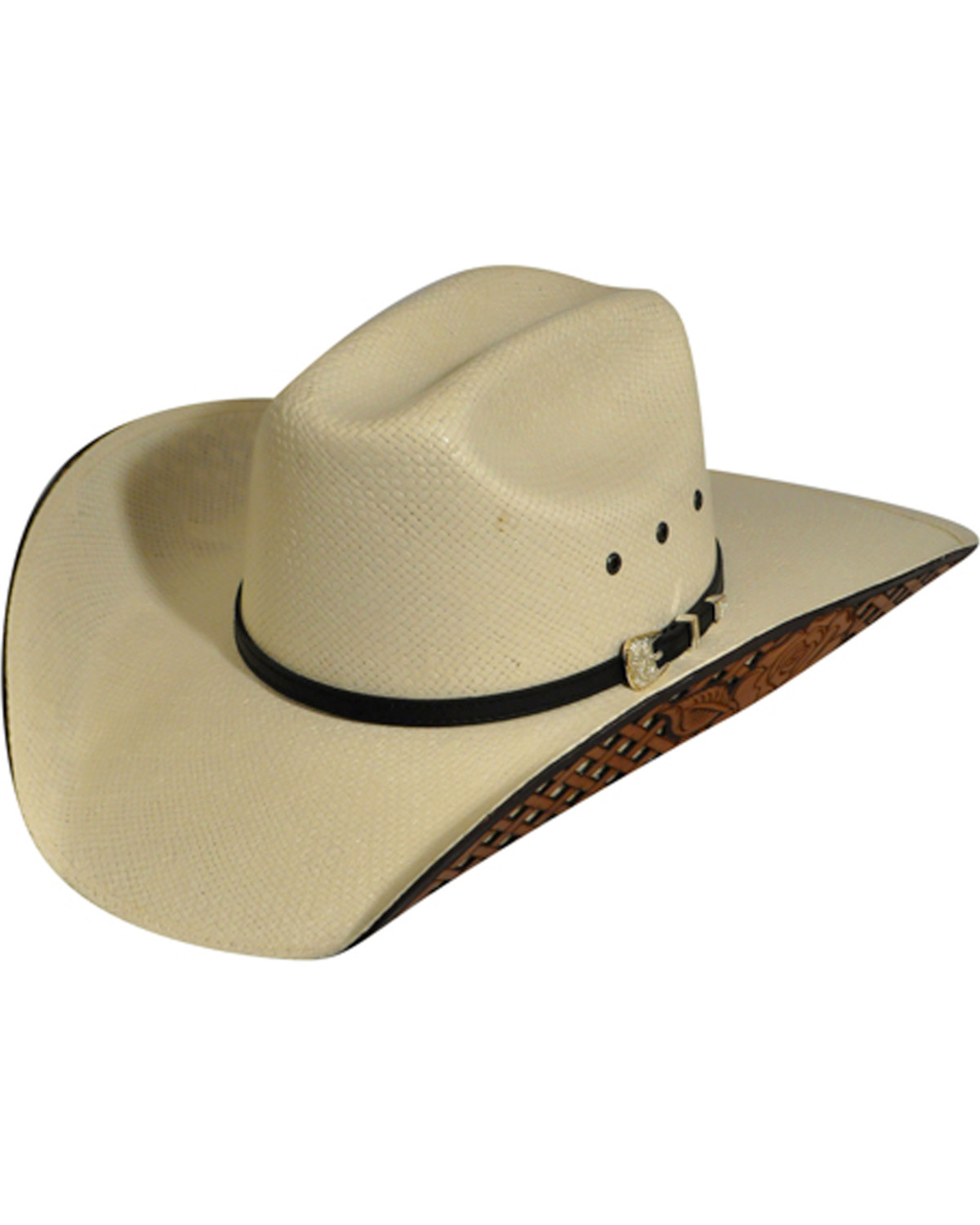 4b9cafc1de380 Zoomed Image Renegade by Bailey Matlyn Straw Cowboy Hat, Natural, hi-res