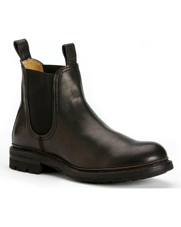 Frye Men's Freemont Chelsea Boots