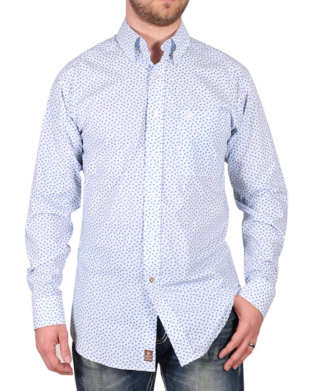 da192fe0e52 Ariat Men s Pattern Long Sleeve Shirt