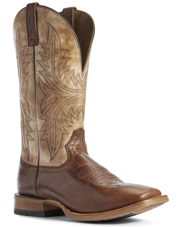 Ariat Men's Alabaster Cowhand Western