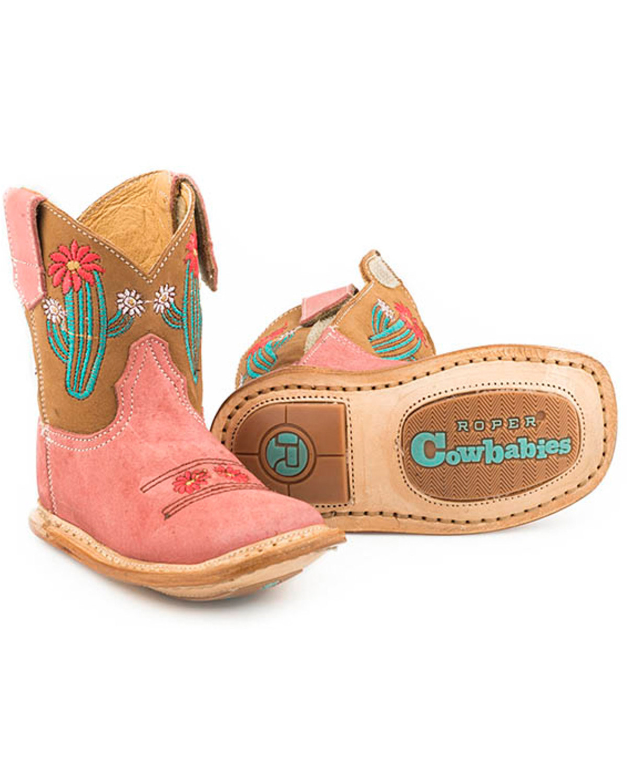 Roper Infant Girls' Cowbaby Cactus