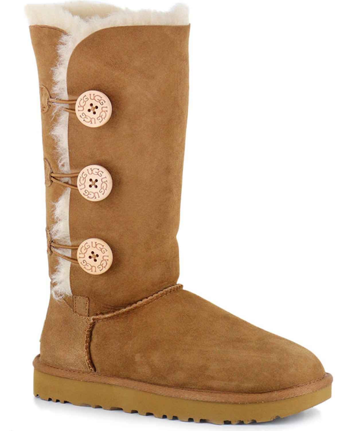 6d78ffab69a99 UGG® Women s Bailey Button Triplet II Water Resistant Boots