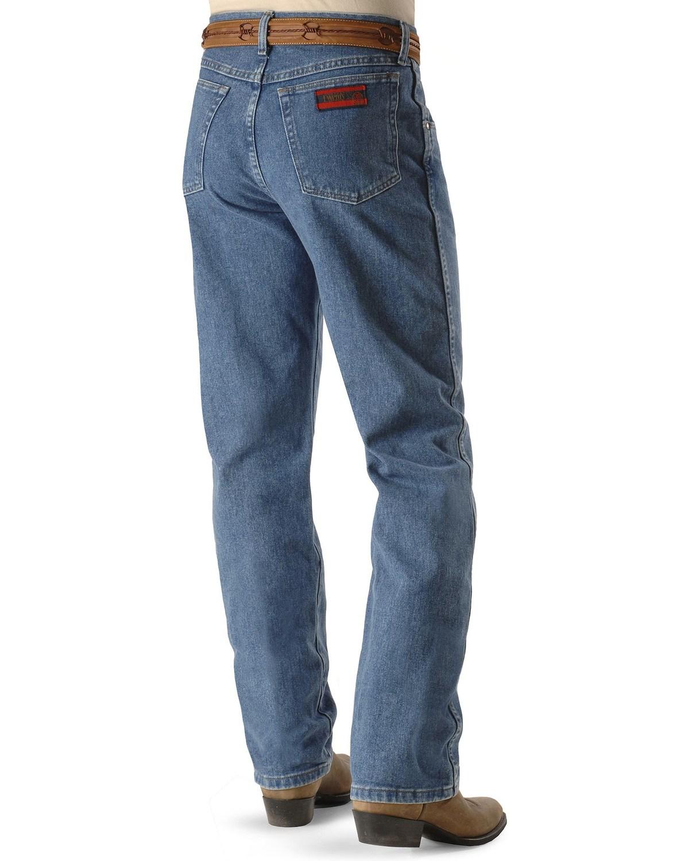 9108d094 Zoomed Image Wrangler 20X Men's Rodeo Western Jeans, Vintage, ...