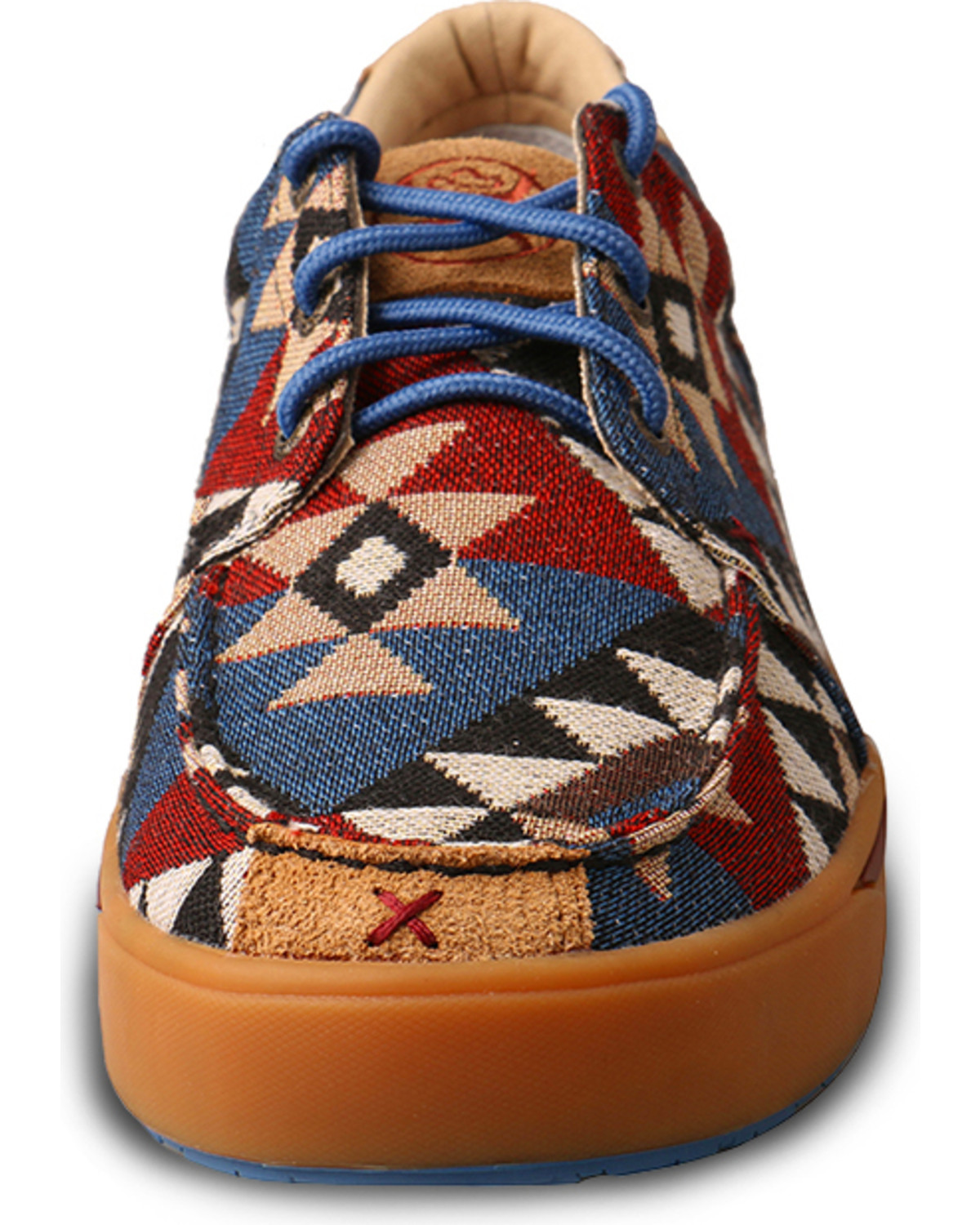 Hooey Lopers By Twisted X Men S Graphic Pattern Canvas