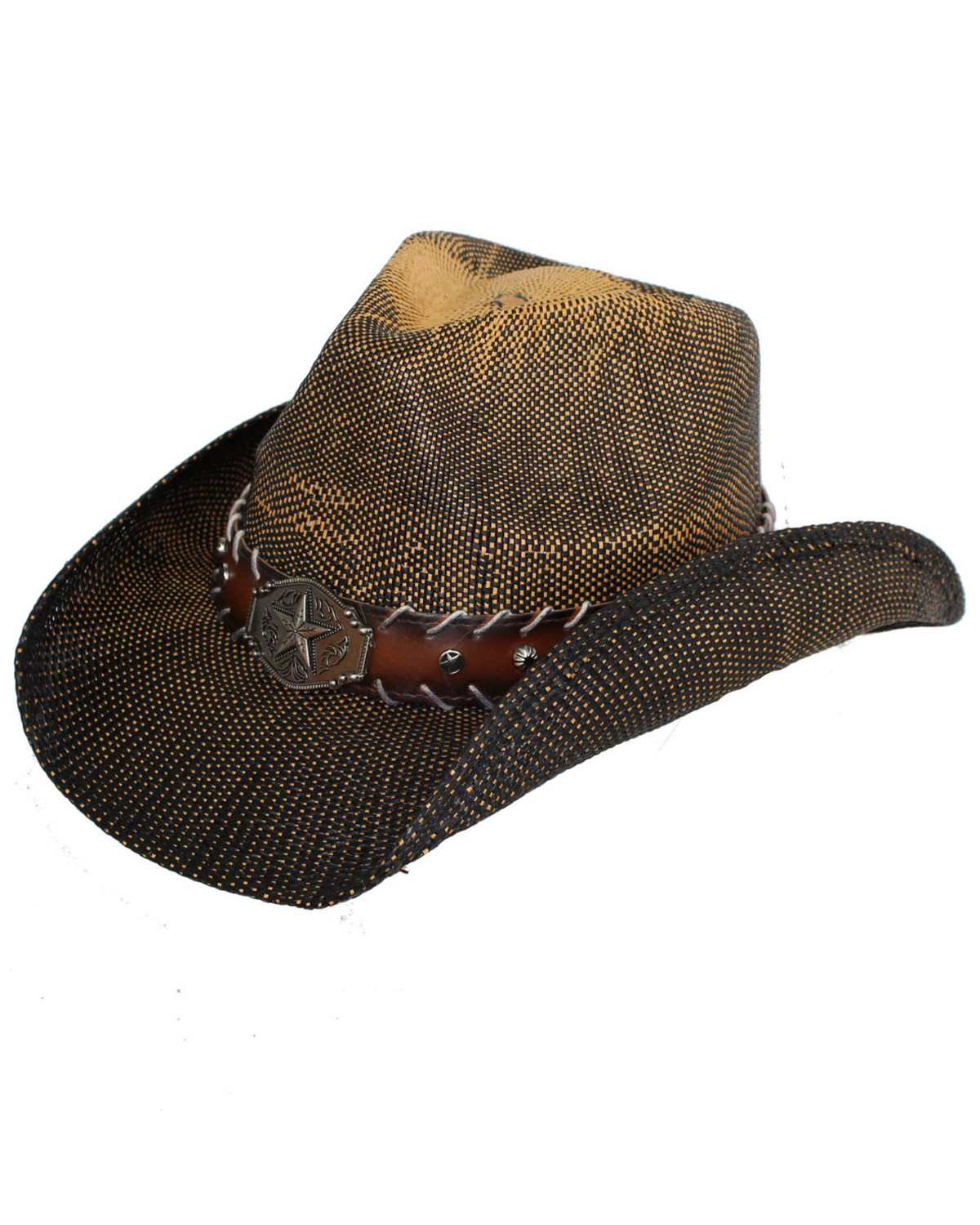 1b26faf3bf7 Peter Grimm Women s John Brown Concho Straw Hat
