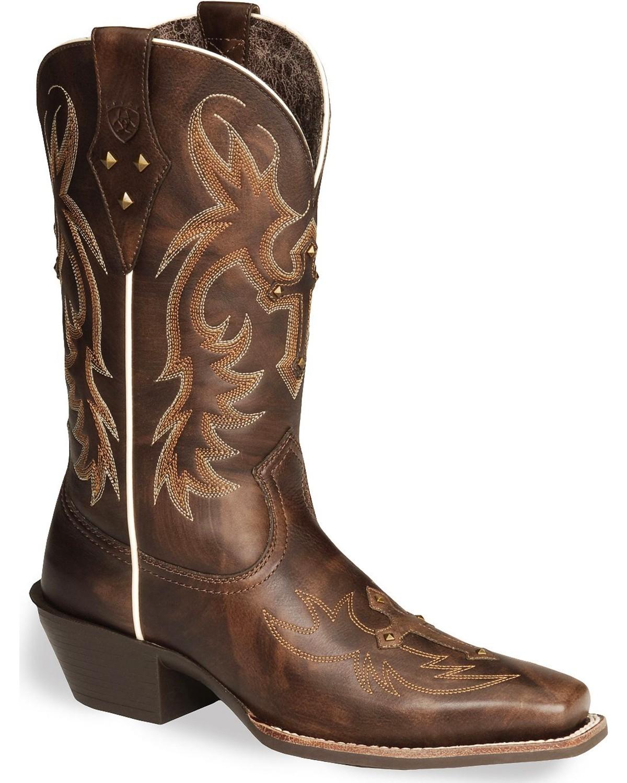 676753e5177 Ariat Women's Legend Spirit Western Boots