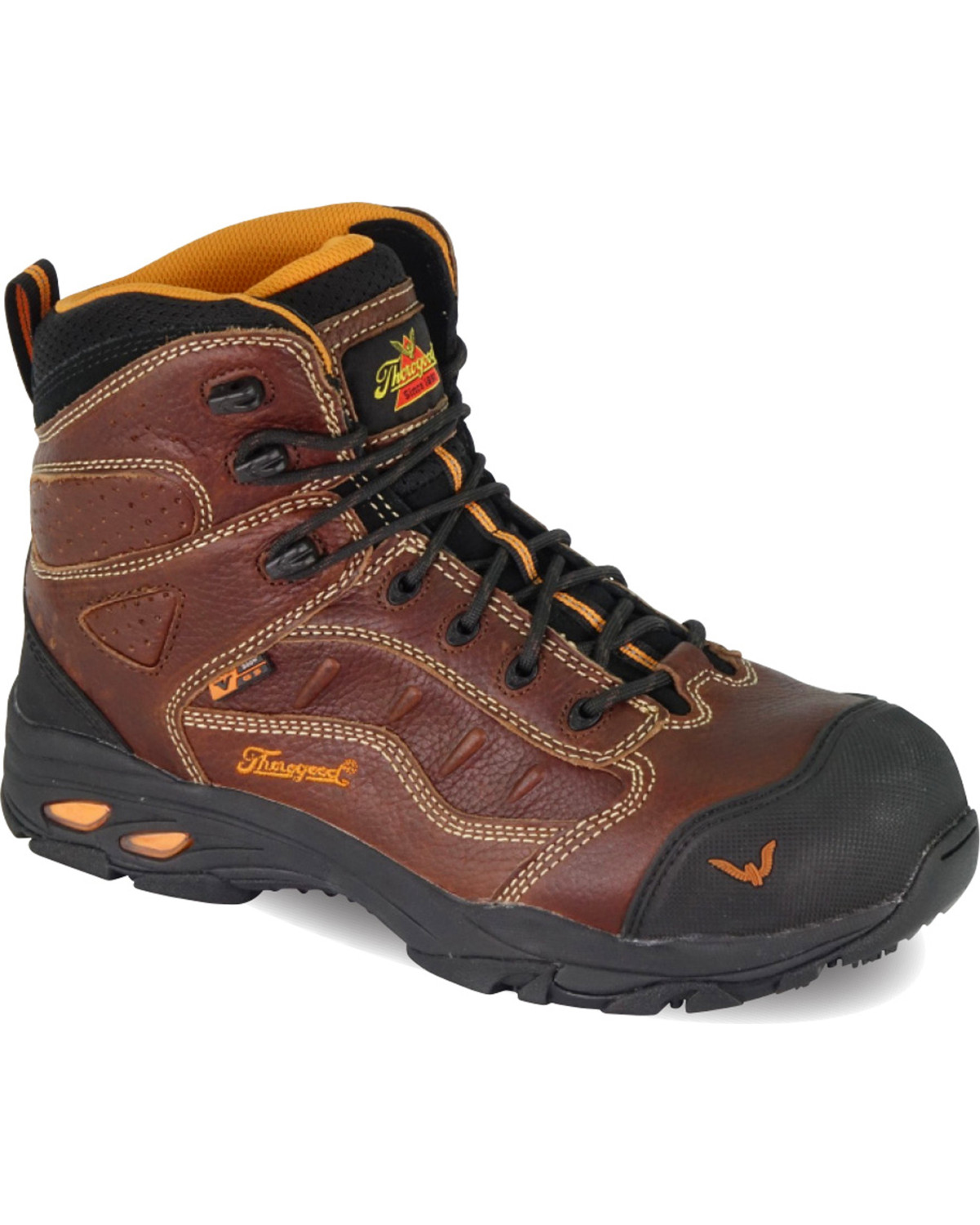 54e66694133 Thorogood Men s VGS-300 ASR SD Sport Hiker Boots - Composite Safety ...