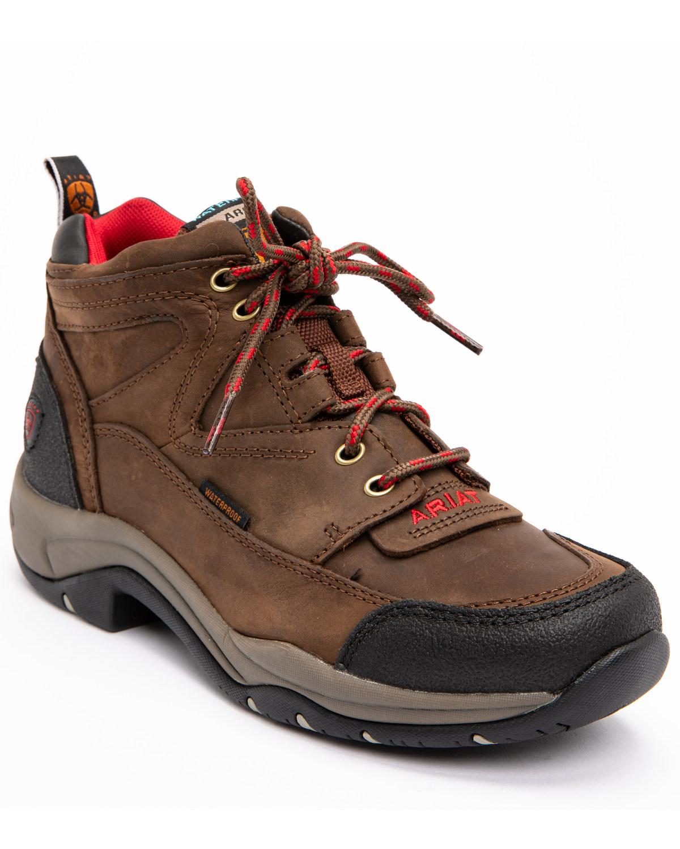 b81b784e9cb Ariat Women's Terrain H2O Waterproof Boots - Round Toe
