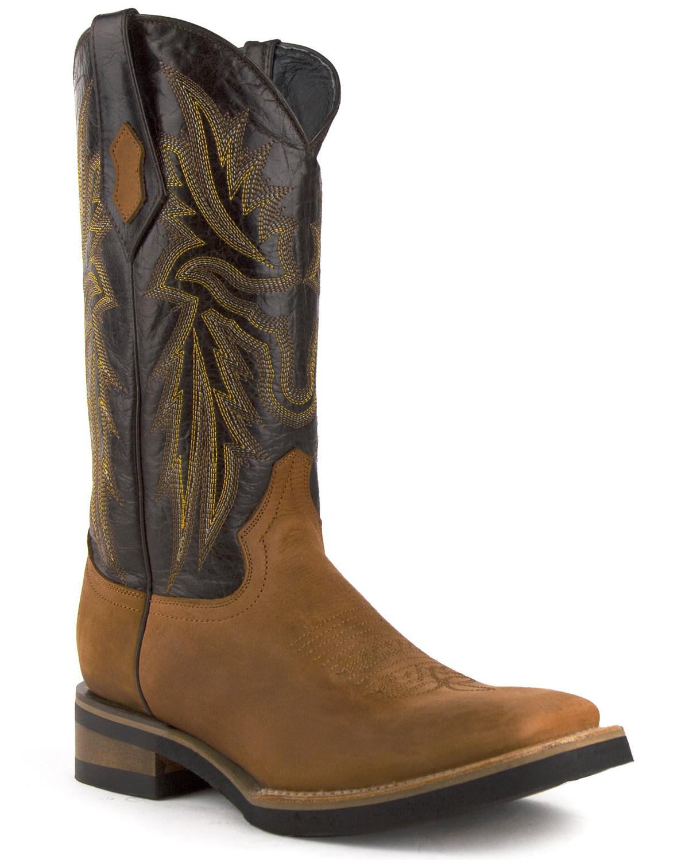 Ferrini Boys Maverick Western Boot Square Toe