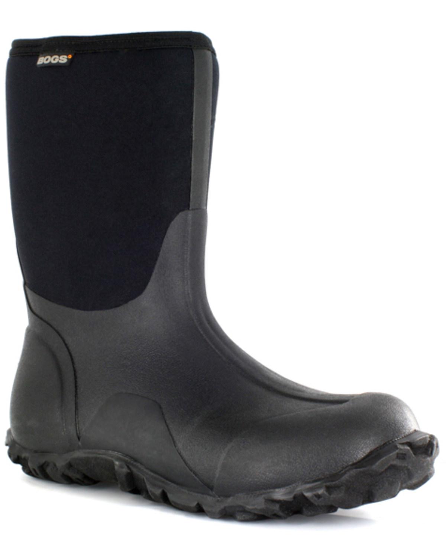 f3ff383eda Bogs Men's Classic Mid Muck Boots