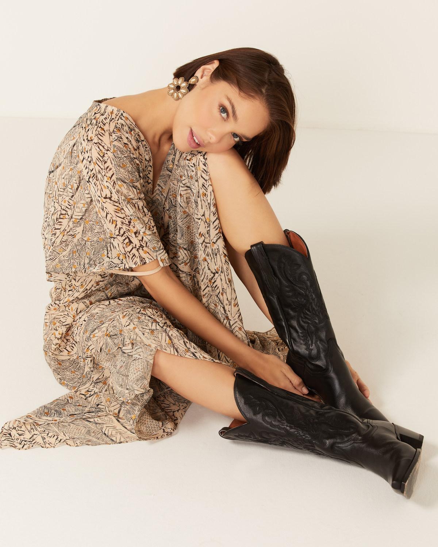 fecb7de9300 Dan Post Women's Maria Western Boots