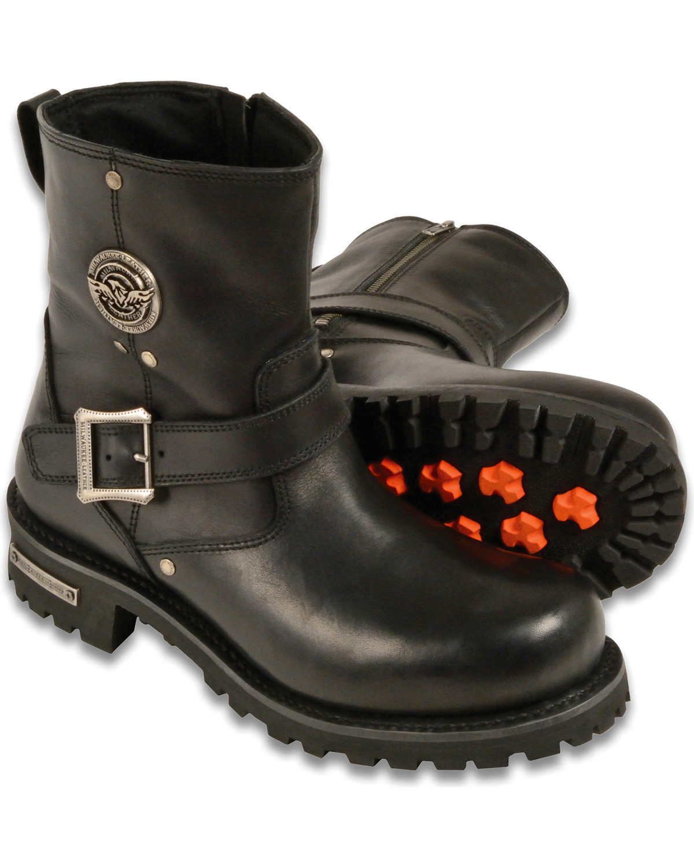 Milwaukee Leather Men's 6\