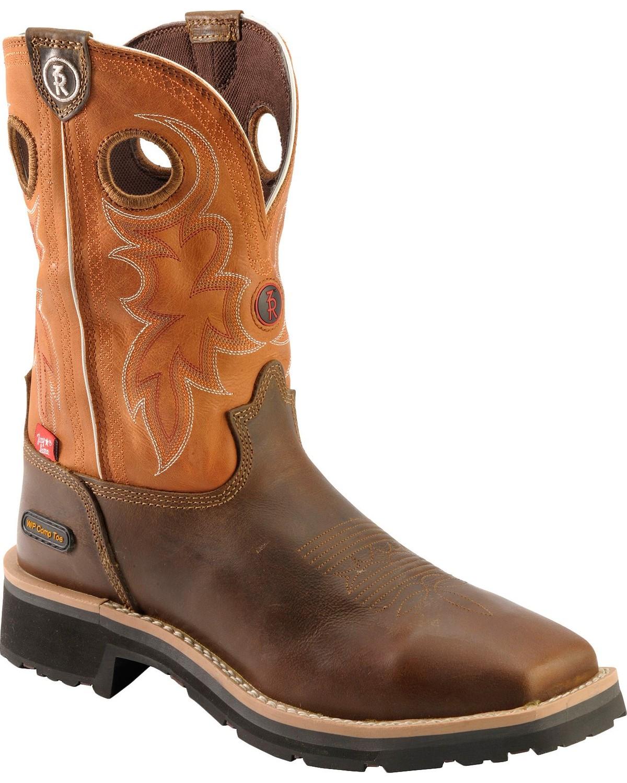 0316d0540b8 Tony Lama 3R Comanche Work Boots - Composite Toe