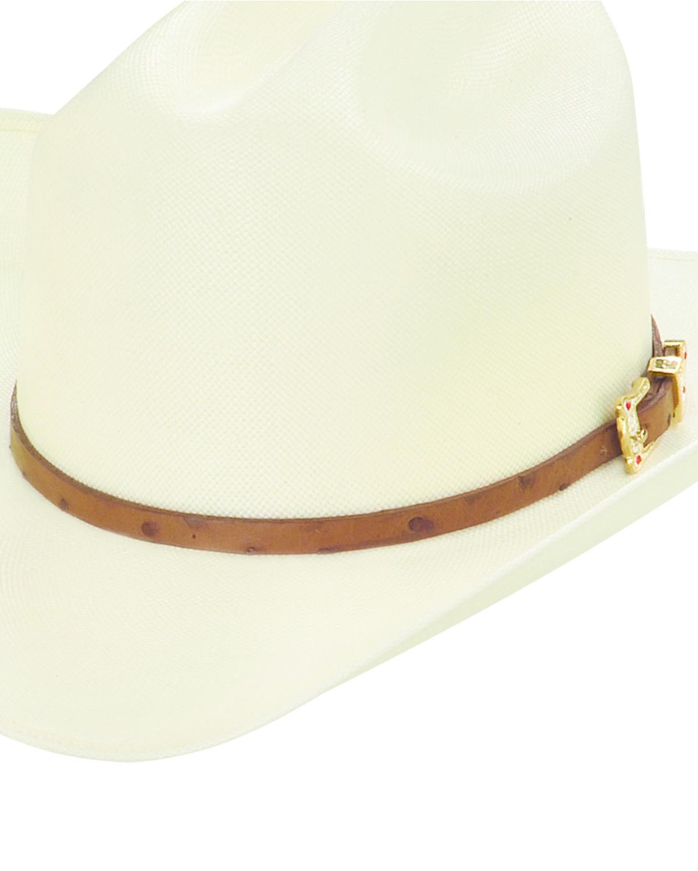 b72cc58e680e8 Larry Mahan Men s 30X Corona Buttercup Straw Hat