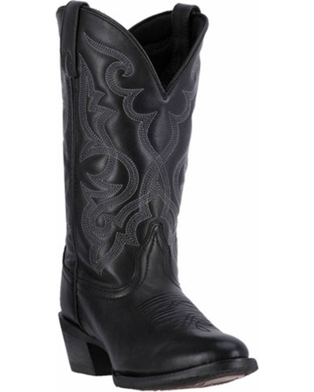 Womens Black Cowboy Boots Cheap