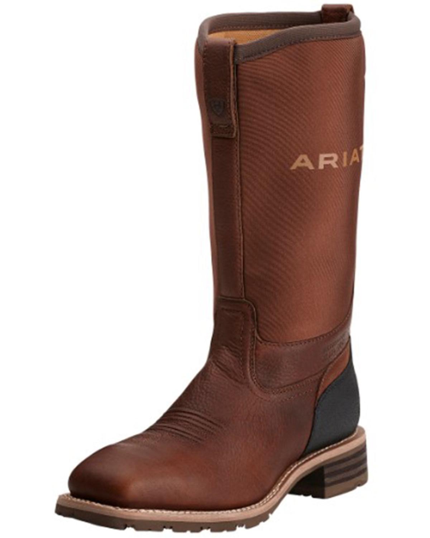 ariat men's work boots near me cheap online