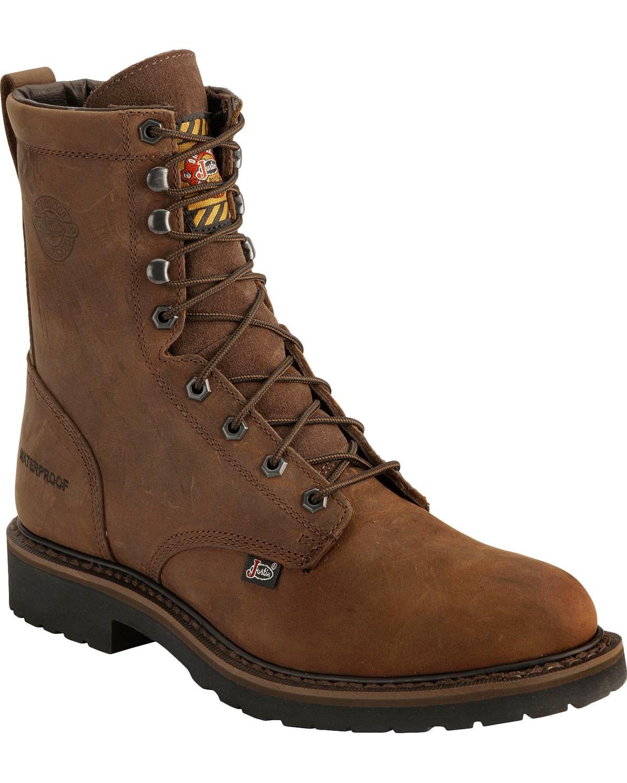 29491bffe09 Justin Men's Wyoming 8
