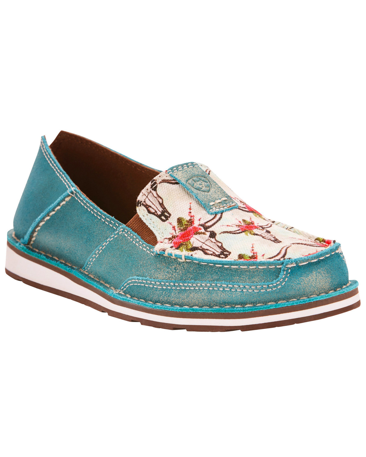 Ariat Women's Turquoise Cruiser Shoes