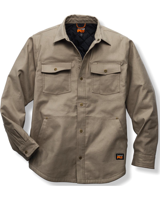 3ce8827f16 Timberland PRO Gridflex Insulated Shirt Jacket