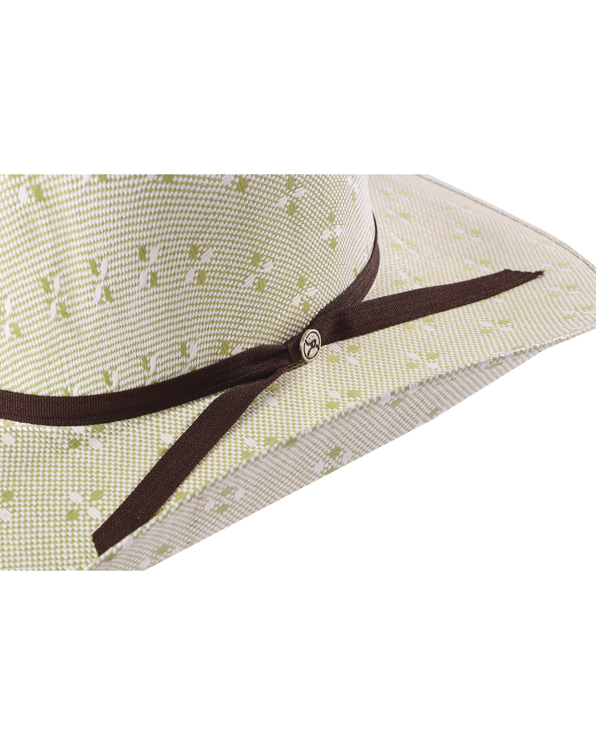 2254a90643a24 Hooey by Resistol Men s Natural Pecos Straw Cowboy Hat
