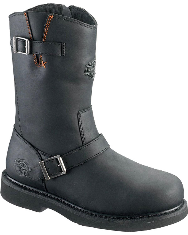29cdb79a7f8 Harley-Davidson Men's Jason Steel Toe Boots