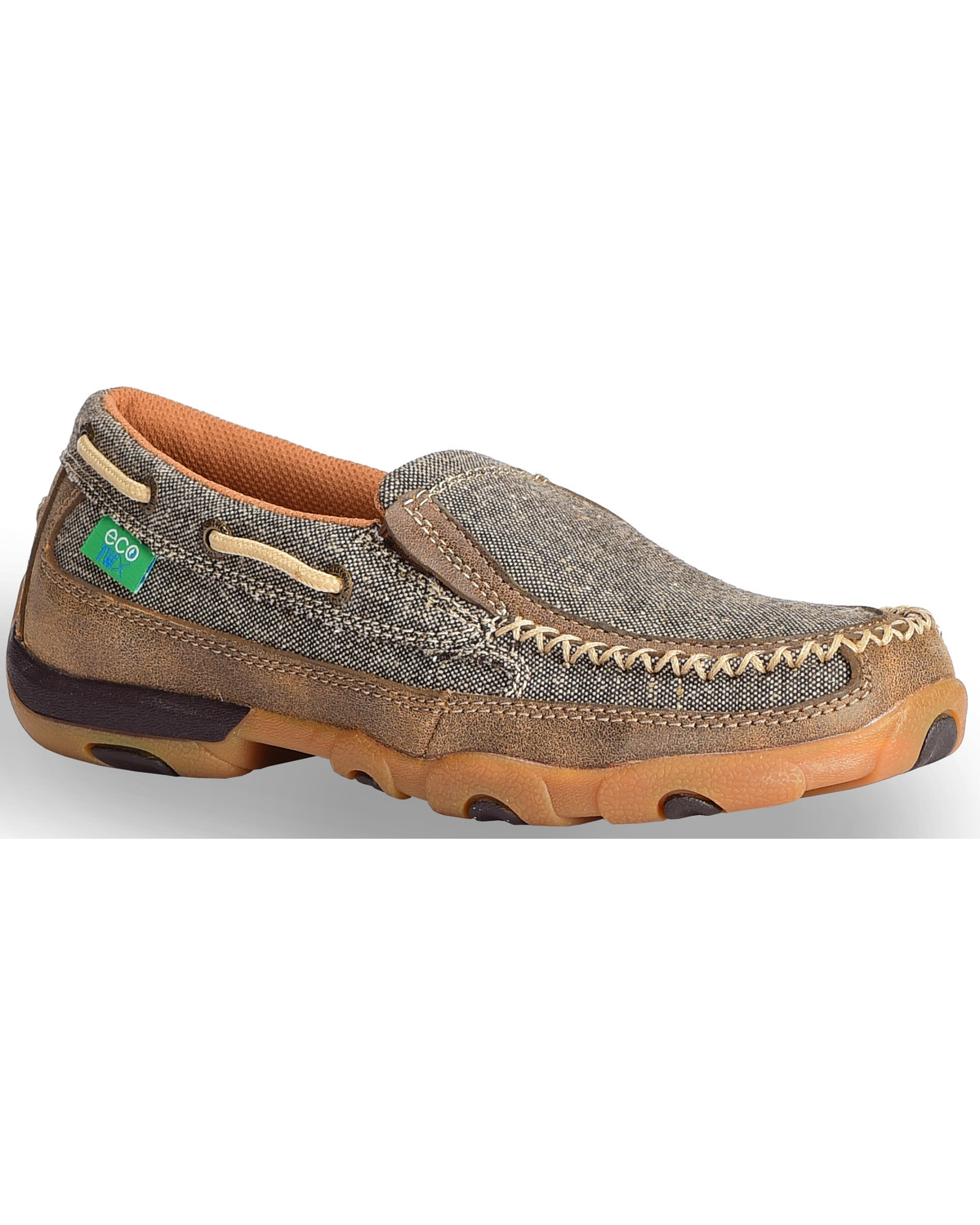 c463ca03b18f Twisted X Women s ECO TWX Slip-On Driving Moccasins - Moc Toe