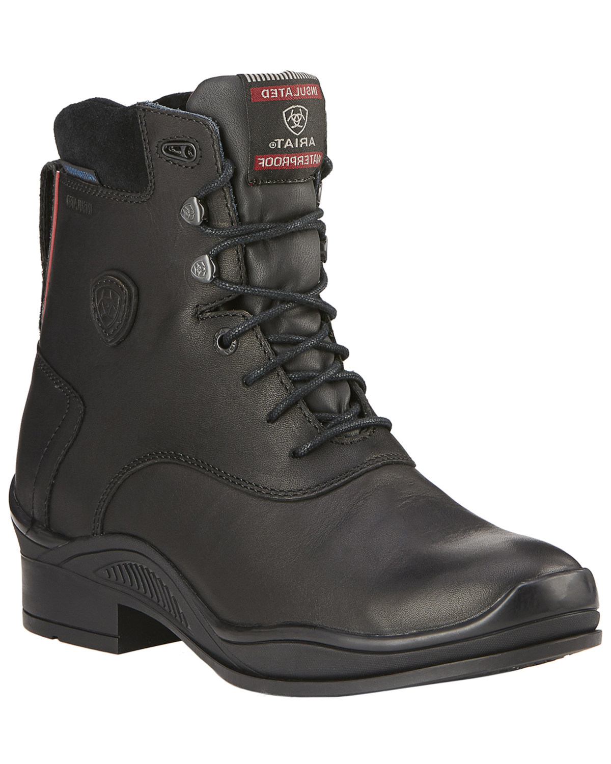 Ariat Women's Extreme Lace H2O Insulated English Riding ...