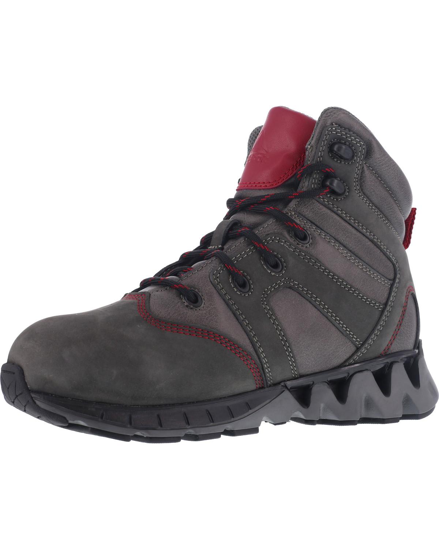 a2a30d5e210 Reebok Women s ZigKick Waterproof Hiker Work Boots - Carbon Toe ...
